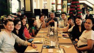 FILIPINO CONNECT GROUP @ Apt 1904 P2 Ciputra