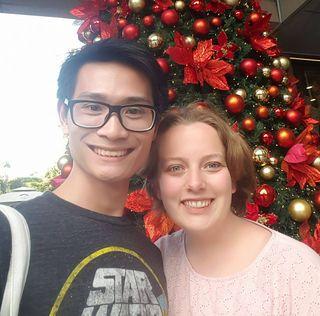 Chelsea Kerbaugh Nguyen & Tung Duy Nguyen
